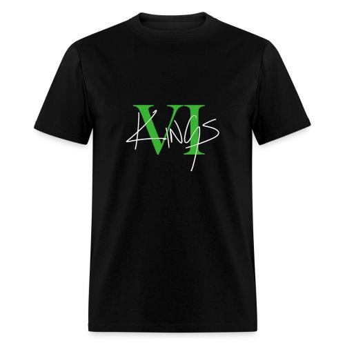 VI Kings Green/White - Men's T-Shirt