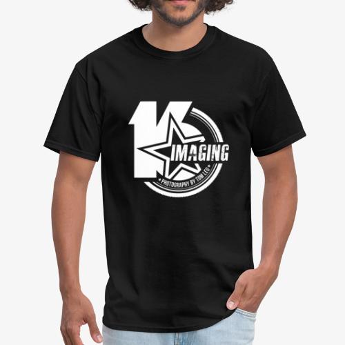16 Badge White - Men's T-Shirt