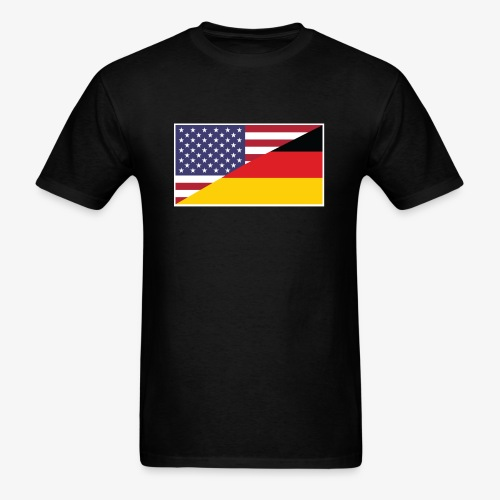 german american - Men's T-Shirt