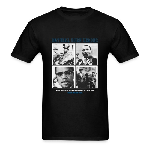 Natural Born Leader - Men's T-Shirt