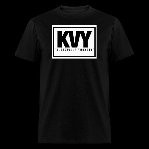Klotzville Youngin Box Logo - Men's T-Shirt
