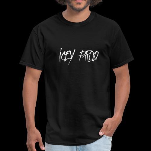 Icey Prod. Inked Logo - Men's T-Shirt