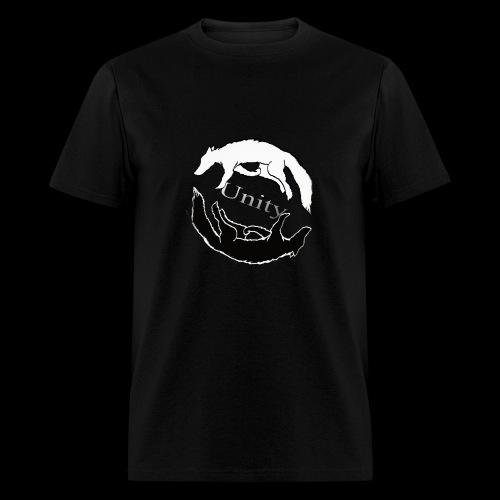 Wolf Circle - Men's T-Shirt