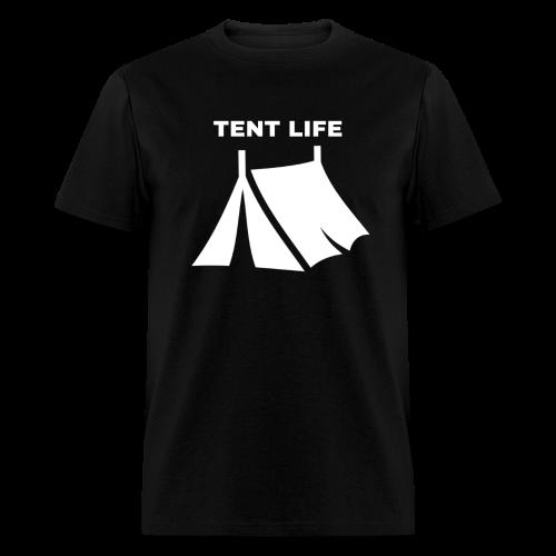 Tent Life - Men's T-Shirt