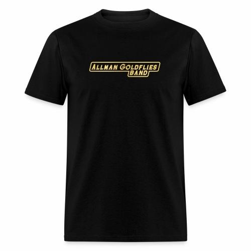 Allman Goldflies Band Logo - Men's T-Shirt