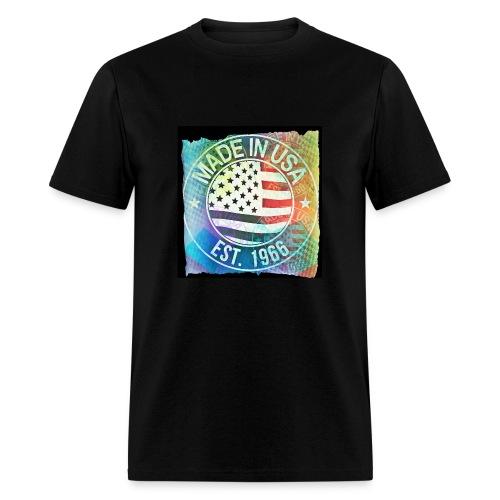 Made in U.S.A - Men's T-Shirt