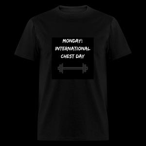 International chest day - Men's T-Shirt