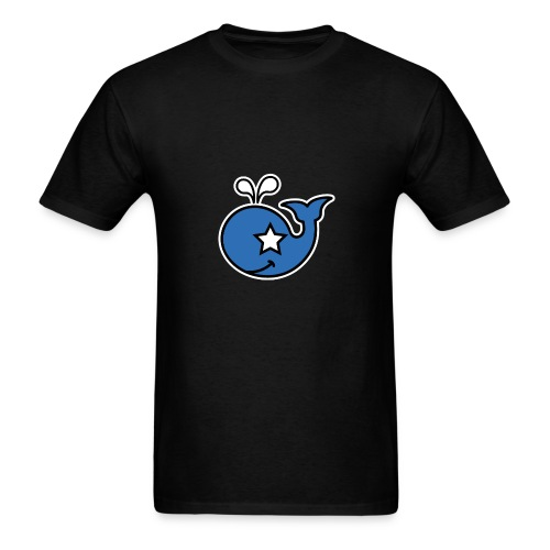 twinOD whale - Men's T-Shirt
