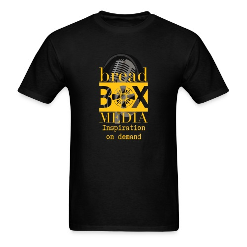 Breadbox Media - Inspiration on demand - Men's T-Shirt