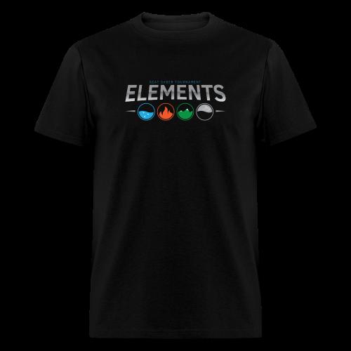 BeatSaber Elements Logo Shirt - Men's T-Shirt