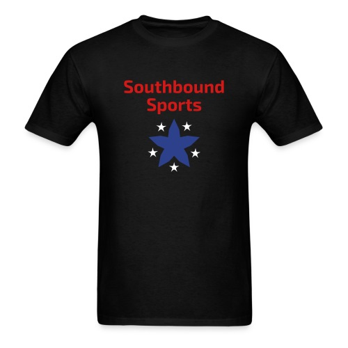 Southbound Sports Stars Logo - Men's T-Shirt