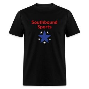 Southbound Sports Stars Logo - Men's T-Shirt
