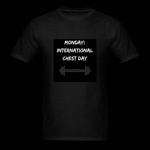 International chest day - Men's T-Shirt