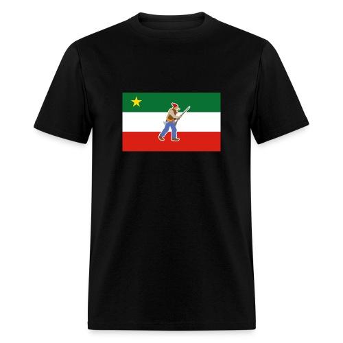Vest of the Patriots - Men's T-Shirt