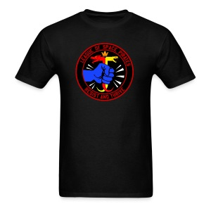 League of Space Pirates: Resist and Thrive - Men's T-Shirt