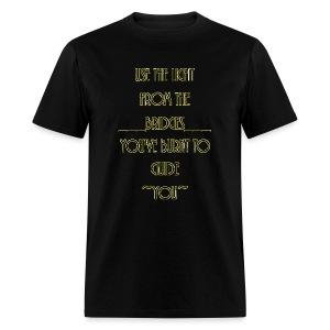 NEW HORIZONS - Men's T-Shirt