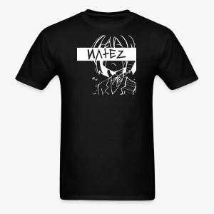 NATEZ Logo - Men's T-Shirt