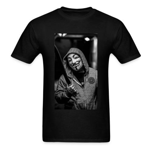 Vendetta - Men's T-Shirt