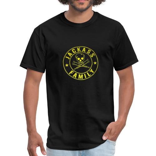 The official jackass family shirt - Men's T-Shirt