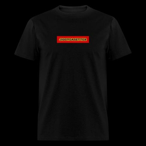THE SETTER BOX LOGO - Men's T-Shirt