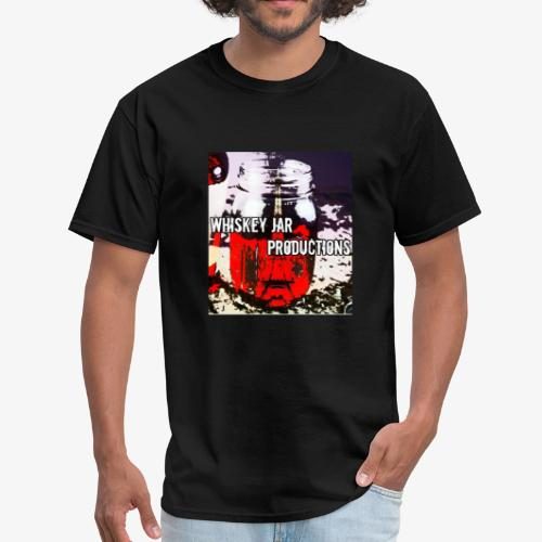 Whiskey Jar Productions Logo - Men's T-Shirt