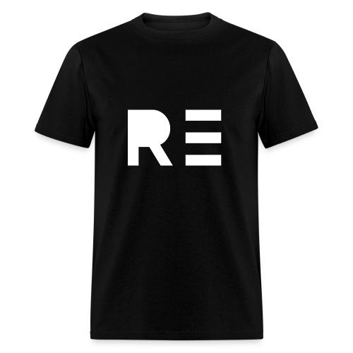 RE Logo - Men's T-Shirt