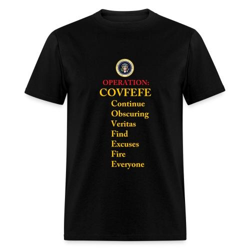 covfefe - Men's T-Shirt