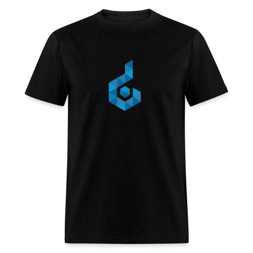 Deep Box Games Logo - Men's T-Shirt