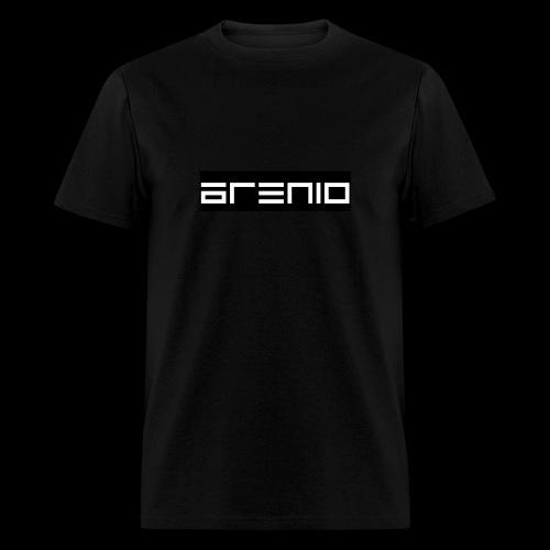 Arenio banner type logo - Men's T-Shirt