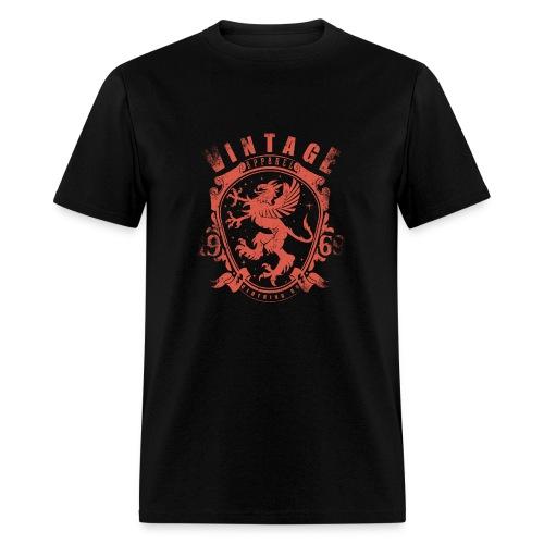 Lion Shield - Men's T-Shirt
