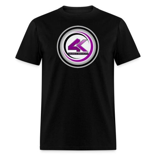LOGO 4K1 1024x1024 - Men's T-Shirt
