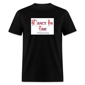 logoRonsPicture4WrdDocs9 14 - Men's T-Shirt