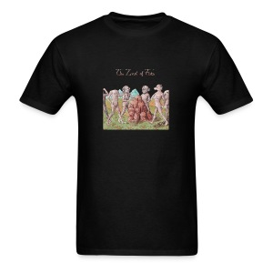 The Zeal of Fata Birth of the bizarre - Men's T-Shirt