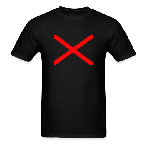 GAMER-X-1ST Youtube LOGO - Men's T-Shirt