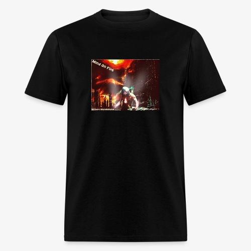 Mind On Fire - Men's T-Shirt