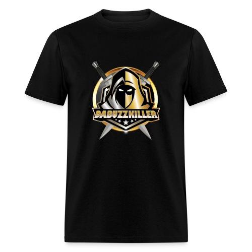 dabuzzkiller logo tshirt - Men's T-Shirt