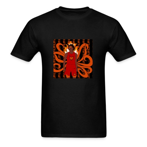 De'aaron Fox Nine Tails - Men's T-Shirt