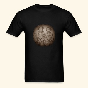 two young slaves - Men's T-Shirt