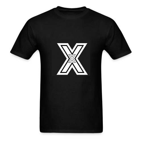 Black X - Men's T-Shirt