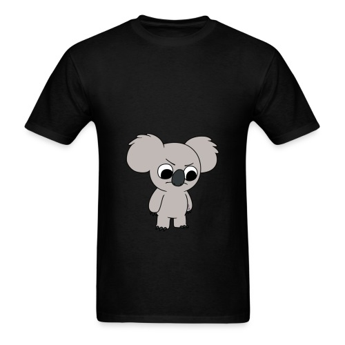 Angry Koala - Men's T-Shirt