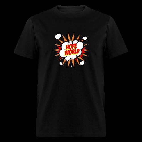 Hope World - Men's T-Shirt