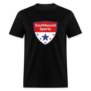 Southbound Sports Crest Logo - Men's T-Shirt