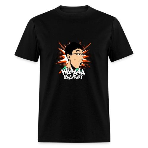 x3TheAran59 WAAAA LEGENDARY Apparel - Men's T-Shirt