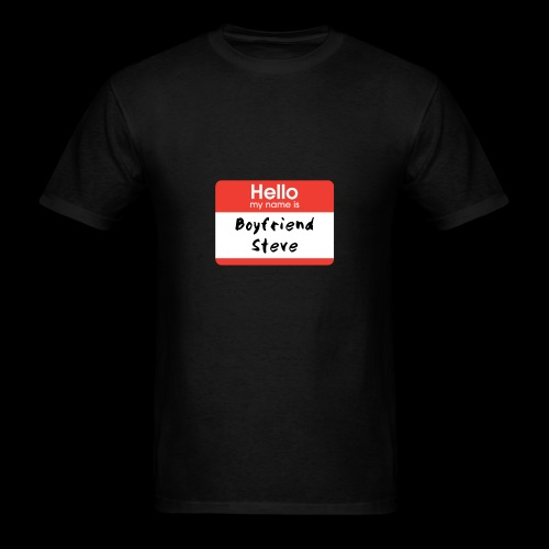 Boyfriend Steve - Men's T-Shirt