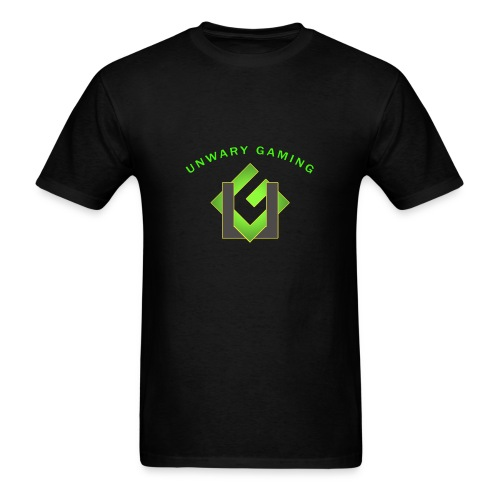 Unwary Gaming Logo - Men's T-Shirt