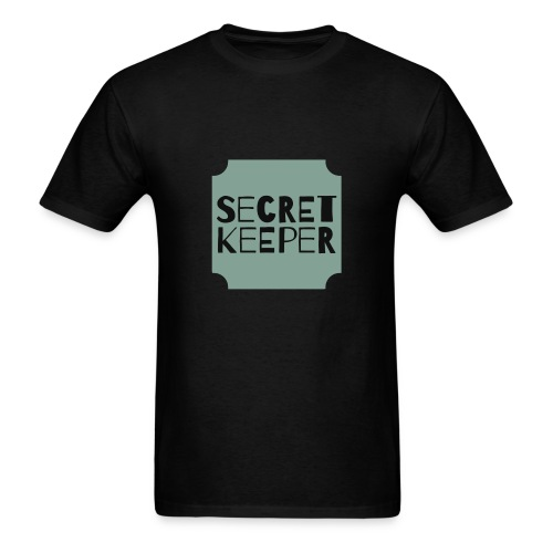 Secret Keeper - Men's T-Shirt