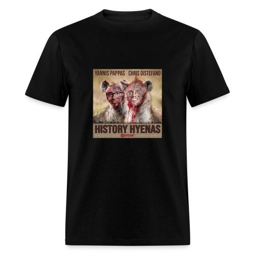 History Hyenas Podcast - Men's T-Shirt