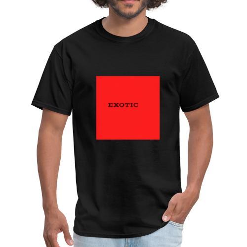 NEW YT EXOTIC WARE - Men's T-Shirt