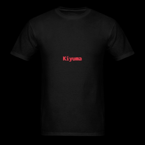 Kiyuma Logo - Men's T-Shirt