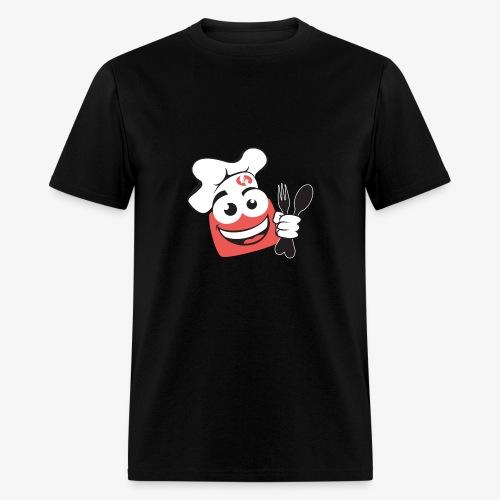 FoodTube Dude - Men's T-Shirt